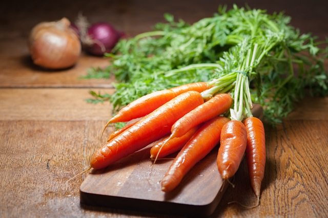 carrots useful health