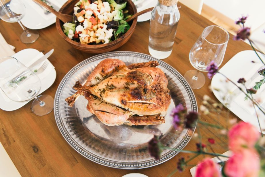 Holiday overeating and how to handle it