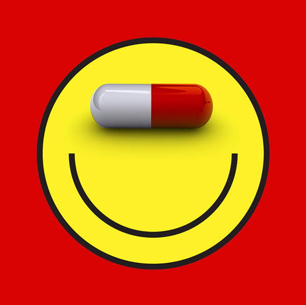at-home medicine guide pill of happiness